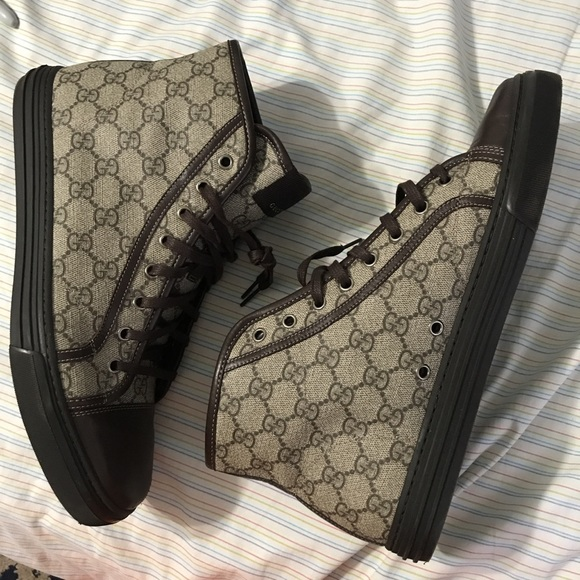 Gucci Shoes | Gucci Chuck Taylor Style